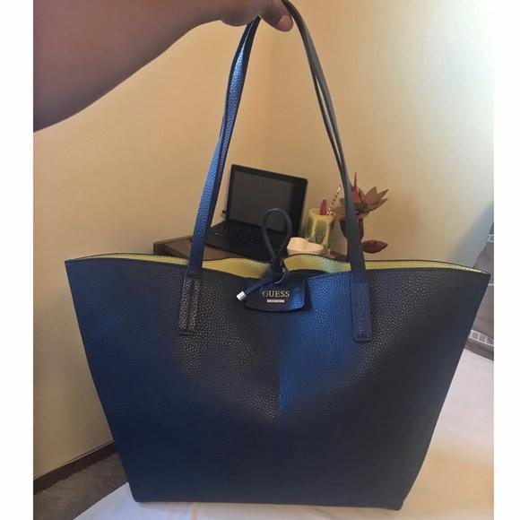 Guess Handbags - Original Guess blue bag. 👜👑